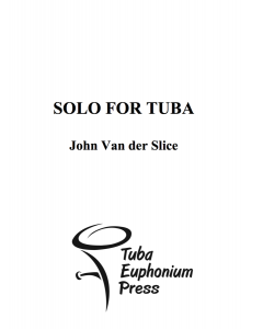 Shipped - Solo for Tuba