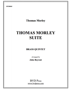 Thomas Morley Suite
