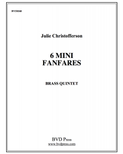 6 Mini Fanfares