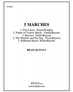 5 Marches