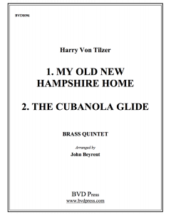 My Old New Hampshire Home and Cubanola Glide
