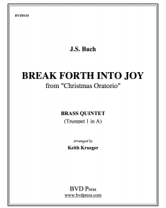 Break Forth Into Joy