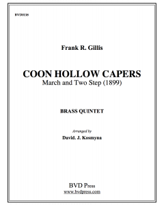 Coon Hollow Capers