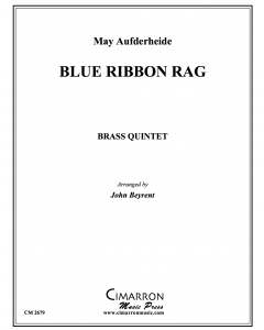 Blue Ribbon Rag