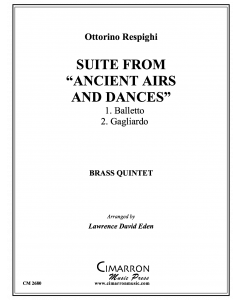 "Suite from ""Ancient Airs and Dances"""