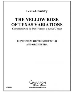 Yellow Rose of Texas Variations, The