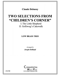 "Two Selections from ""Children's Corner"""