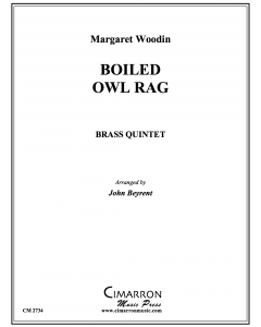 Boiled Owl Rag