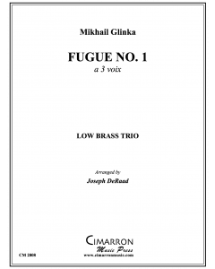 Fugue No. 1