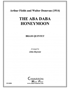 Aba Daba Honeymoon, The