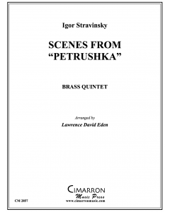 "Scenes from ""Petrushka"""