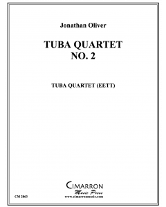 Tuba Quartet No. 2