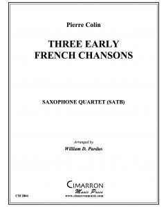 Three Early French Chansons