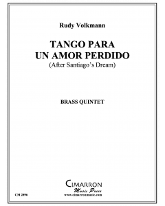Tango para un amor perdido (After Santiago's Dream)