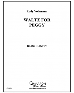 Waltz for Peggy