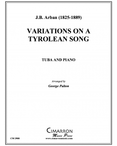 Variations on a Tyrolean Song