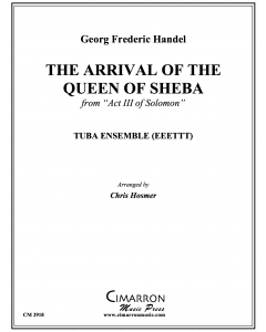 Arrival of the Queen of Sheba, The