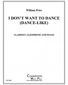 I Don't Want To Dance (dance-like)
