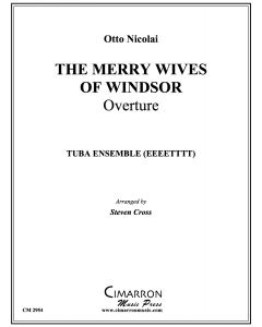 Merry Wives of Windsor (Overture)