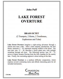 Lake Forest Overture