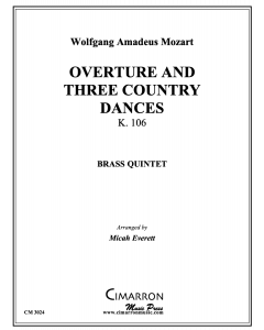 Overture and Three Country Dances