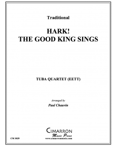 Hark! The Good King Sings