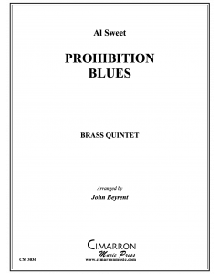 Prohibition Blues