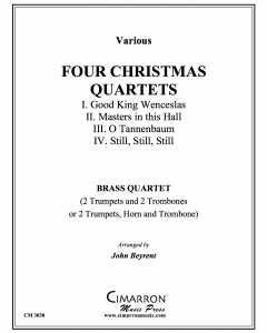 Four Christmas Quartets
