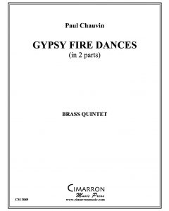 Gypsy Fire Dances