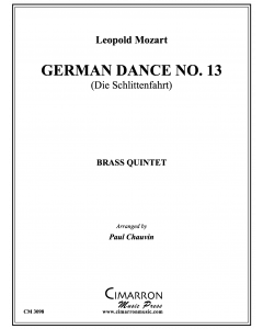 German Dance No. 13