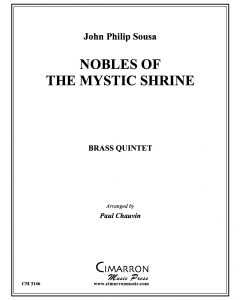 Nobles of the Mystic Shrine