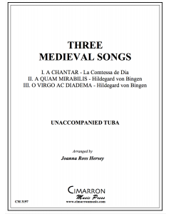 Three Medieval Songs