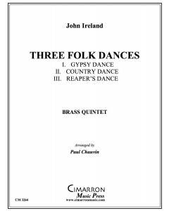 Three Folk Dances