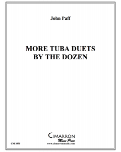More Tuba Duets By The Dozen