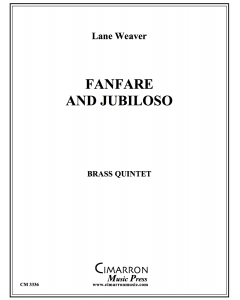 Fanfare and Jubiloso
