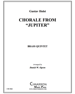 "Chorale from ""Jupiter"""