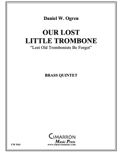 Our Lost Little Trombone