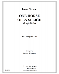 One Horse Open Sleigh (Jingle Bells)