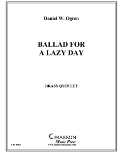 Ballad for a Lazy Day