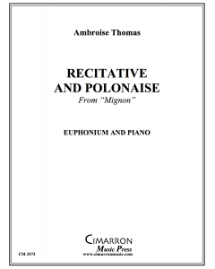 Recitative and Polonaise