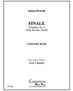 "Finale from Symphony No. 9  ""From the New World"""