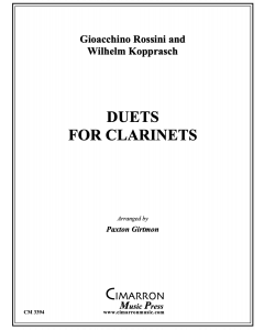 Duets for Clarinet
