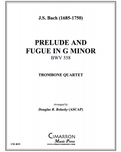 Prelude and Fugue in G Minor
