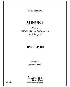 Minuet (from Water Music)