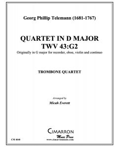 Quartet in D Major