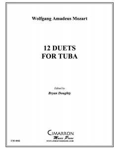 12 Duets for Tuba