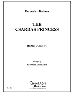 The Csardas Princess