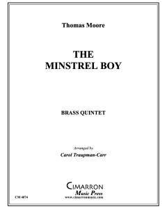 Minstrel Boy, The