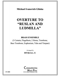 "Overture to ""Ruslan and Ludmilla"""