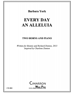 Every Day an Alleluia